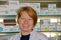 Porträtfoto von Dr. Anja Keubler
