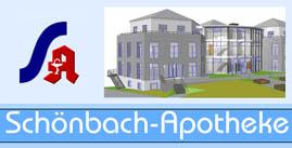 Logo der Schönbach-Apotheke