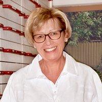 Porträtfoto von Gerda Heppel