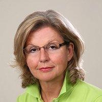 Porträtfoto von Ursula Bestendonk