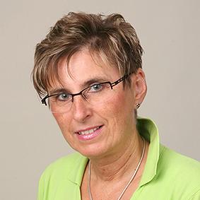 Porträtfoto von Bärbel Heymann
