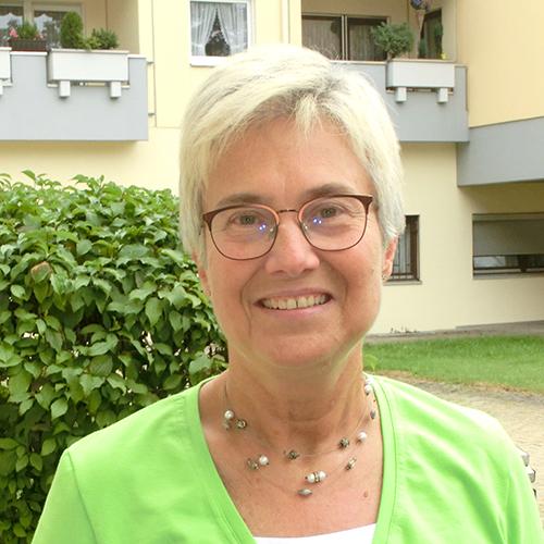 Porträtfoto von Dr. Andrea Kanold