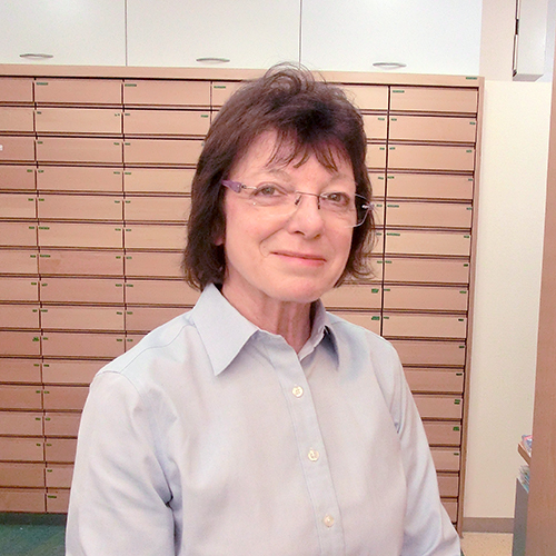 Porträtfoto von Maria Voigt