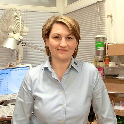 Porträtfoto von Tatjana Schöner