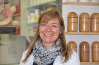 Porträtfoto von Christine Sauer-Oefelein