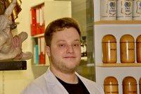 Porträtfoto von Lucas Wirbka