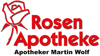 Logo der Rosen-Apotheke Filiale der Stadt-Apotheke OHG