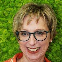 Porträtfoto von Annette Rosenbaum