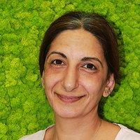 Porträtfoto von Arzu Demirkürek