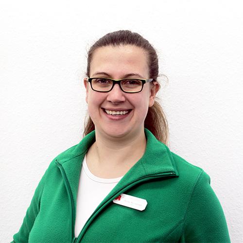 Porträtfoto von Anna Krisztian