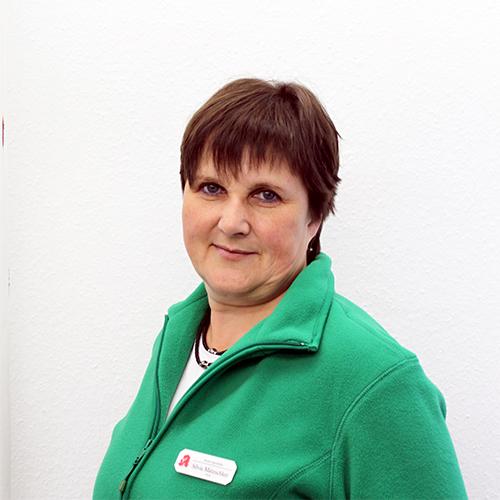 Porträtfoto von Silvia Mätzschker