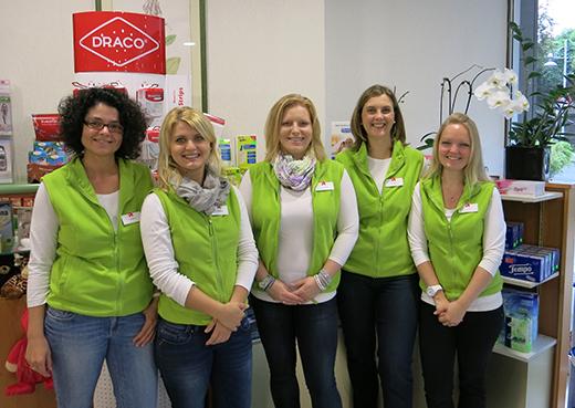 Team der Rosen-Apotheke