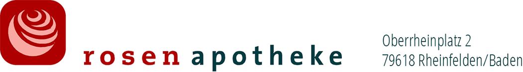 Logo der Rosen-Apotheke OHG