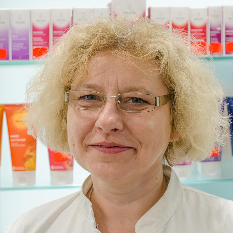 Porträtfoto von Christine Böhm