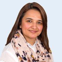 Porträtfoto von Hediye Basar