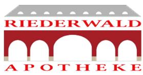 Logo der Riederwald-Apotheke OHG