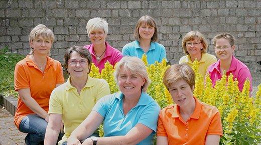 Team der Roland-Apotheke