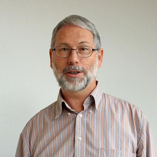 Porträtfoto von Herr Brück