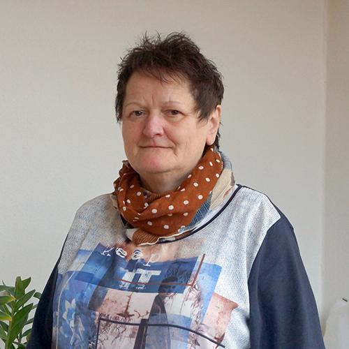 Porträtfoto von Anne Gramlich