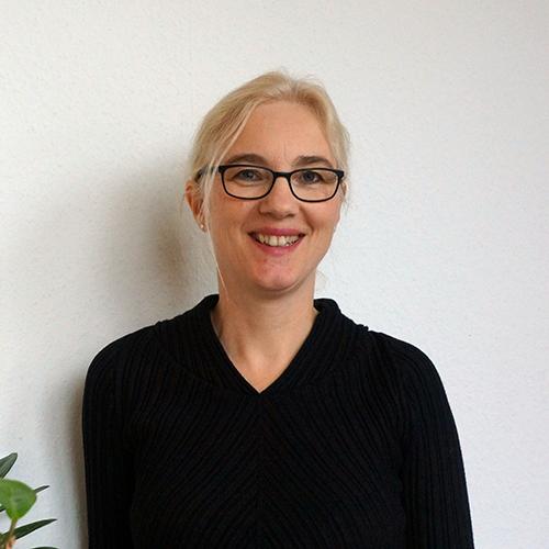 Porträtfoto von Elke Scheib