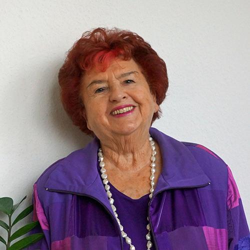 Porträtfoto von Frau Tannhäuser-Haller