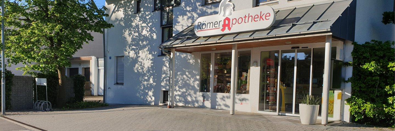 Herzlich Willkommen in Ihrer Römer Apotheke