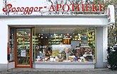 Logo der Rosegger-Apotheke