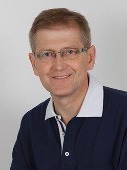 Porträtfoto von Johann-Heinrich Schulz