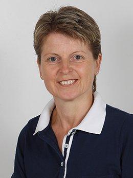 Porträtfoto von Sabine Svanström-Gause