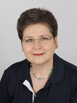 Porträtfoto von Cornelia Theiß