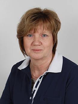 Porträtfoto von Christine Kötke