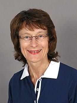 Porträtfoto von Gudrun Mauermann