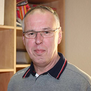 Porträtfoto von Jürgen Wolff