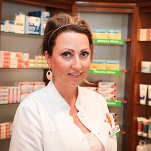 Porträtfoto von Doreen Jürgens