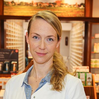 Porträtfoto von Christine Ruppert