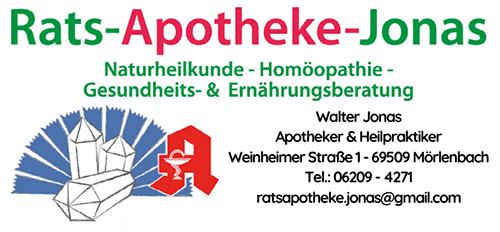 Logo der Rats-Apotheke-Jonas