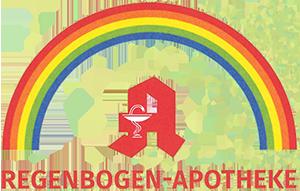 Logo der Regenbogen-Apotheke