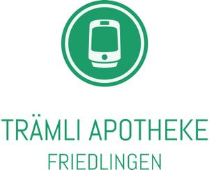 Logo der Trämli-Apotheke