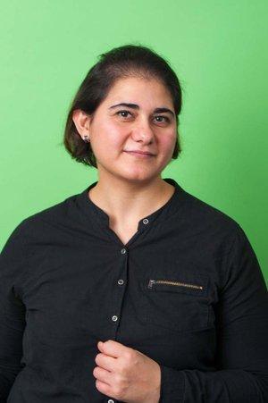 Porträtfoto von Arzu Basat