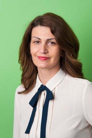 Porträtfoto von Lujeta Dzemaili