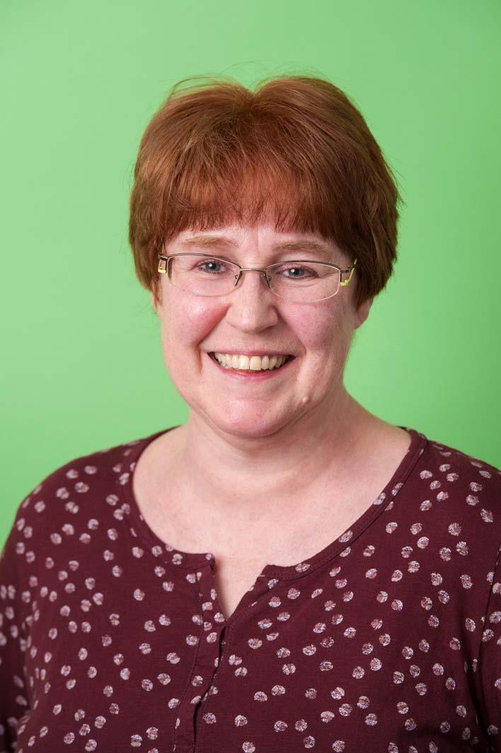 Porträtfoto von Claudia Froböse