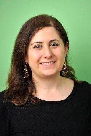 Porträtfoto von Senay Güzel