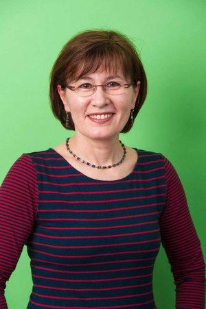 Porträtfoto von Marie Galle
