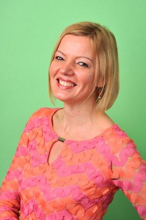 Porträtfoto von Dr. Kornelia Geißler