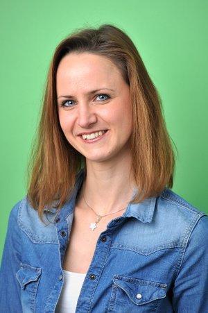 Porträtfoto von Sabrina Grunewald
