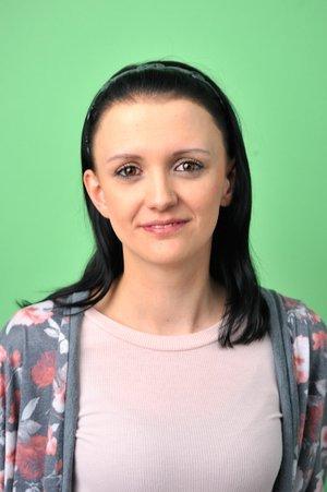 Porträtfoto von Claudia Kmiecik