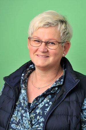 Porträtfoto von Birgit Lohmann
