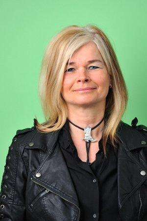 Porträtfoto von Elke Menrath-Hahn