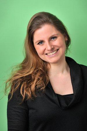 Porträtfoto von Claudia Vocke