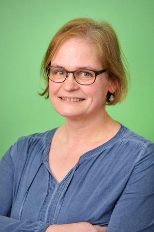 Porträtfoto von Marianne van den Boom